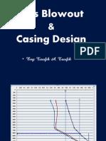 Casing Design Section