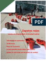 III Encuentro Escritores por Ciudad Juárez. CARTEL ALCALÁ DE HENARES
