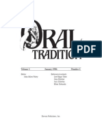 Oral Tradition 1-1