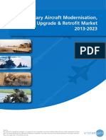 The Military Aircraft Modernisation, Upgrade & Retrofit Market 2013-2023