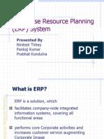 Final ERP System