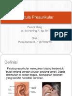 PPT Fistula