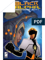 Black Alpha Issue 1