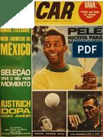 Revista Placar número 1, 20 de março de 1970