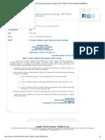 Procedure Relating to Export of Pharmaceuticals and Drugs - DGFT PUBLIC NOTICE No