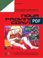 Noua Provincia Corvina Nr.66 - Decembrie 2013