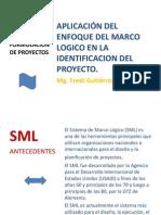 IDENTIFICACION DE  PROYECTOS -METODOLOGIA DEL MARCO LOGICO.FGM2013.pptx