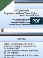 Catedra Entrepreneurship Fusm Modulo 3