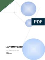 Automatización  final