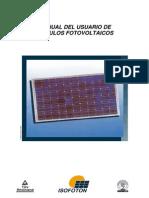 7_Modulos fotovoltaicos ISOFOTON
