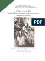 Cleidiana Ramos - O Discurso Da Luz