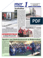 Wijkkrant Nummer 1 Oktober 2013