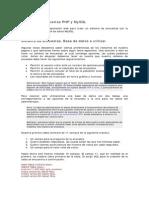 Sistema de Encuestas PHP y MySQL