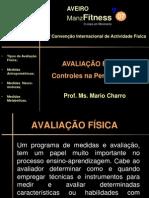 Avaliação Física  Controles na Periodização