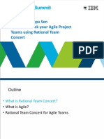 3 Fast Track Your Agile Project Teams Using Rational Team Concert