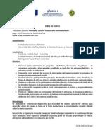 Seminario Derecho Comunitario Centroamericano