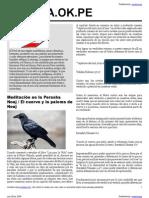 Newsletter Fulvida-Perú
