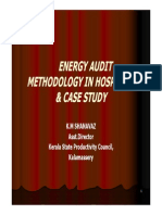 Energy Audit in Hospitals