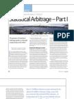 Ed Thorp Statistical Arbitrage Part1