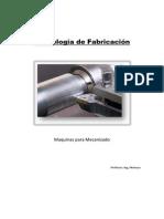 Tecnología de Fabricación