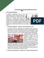 Historia Del Derecho Advo
