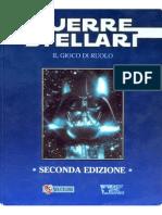 Guerre Stellari - Il Gioco Di Ruolo - 2a Ed [Gdr Ita]