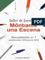 Libro Taller Montame Una Escena Recopilatorio 1 Literautas