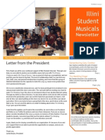 ISM Newsletter Issue 2