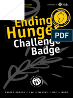 Ending Hunger Challenge Badge FAO2013