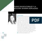 Los Estudios Socio Culturales y La Comunicacion Un Mapa Desplazado