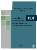Manual Normalizacao 2013-3-5 Edicaoa