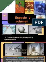 PV1º Unidad 4 - Espacio y volumen