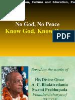 No God No Peace Know God Know Peace Final