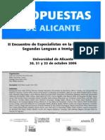 Prop Uest as Alicante