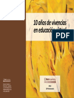 106593616 Net Learning Libro Aniversario 10 Anos de Vivencias en Educacion Virtual