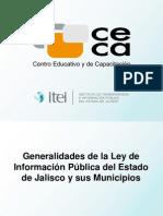 Generalidades de La Ley CECA