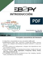 Conf Web2py