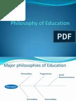 Philosophy of Edu Action Pp t