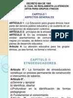 Decreto 804 de 1995