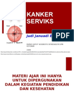 Kanker Serviks, Seminar awam JJE 20090722
