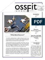 Crossfit Vol. 29 - Jan 2005 - What About Recovery