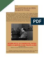 Crítica Marxista Leninista - URSS