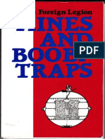 French Foreign Legion Mines Booby Traps