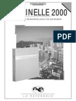 Notice Sentinelle 2000