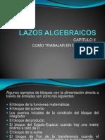 LAZOS ALGEBRAICOS
