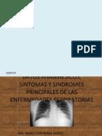 sindromes respiratorios