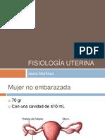 Fisiología uterina