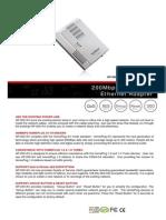 HP 2001AV Datasheet New Format