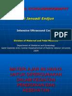 USG Intensif 11. Basic Fetal Echocardiography JJE 20090105