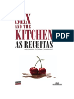 Sex and the Kitchen - As Receitas
